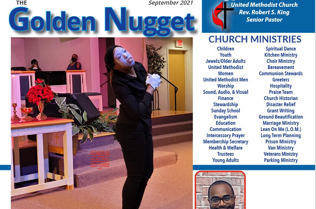 Golden Nugget – SEPTEMBER 2021